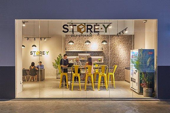 Sembawang Self Storage - Store-Y Self Storage Office