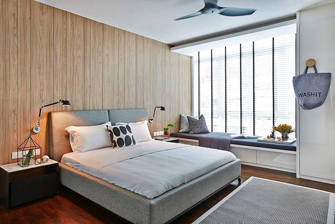 bedroom in singapore