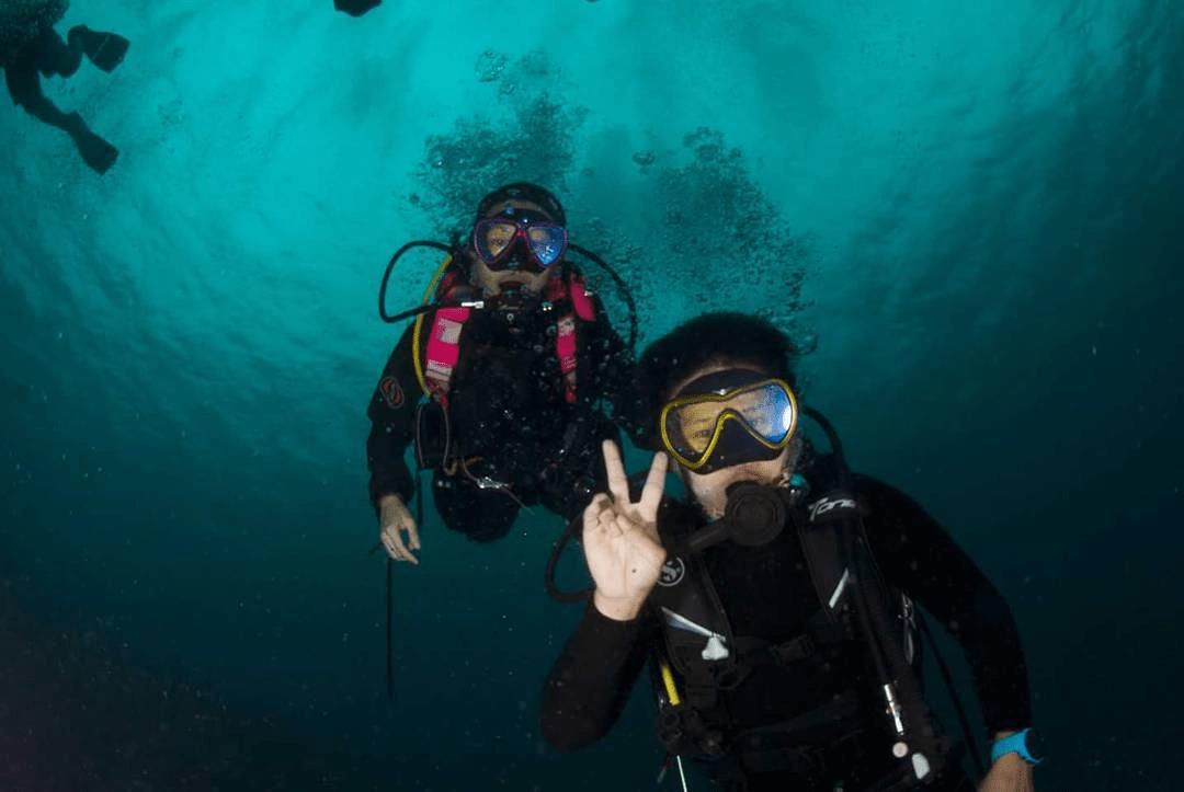 Scuba Diving in Singapore