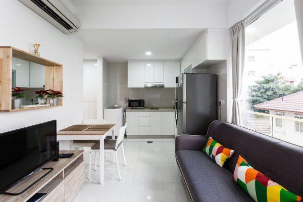 Singapore apartments