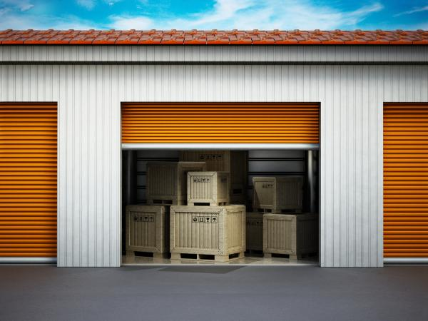 Storing Boxes To Self Storage Units